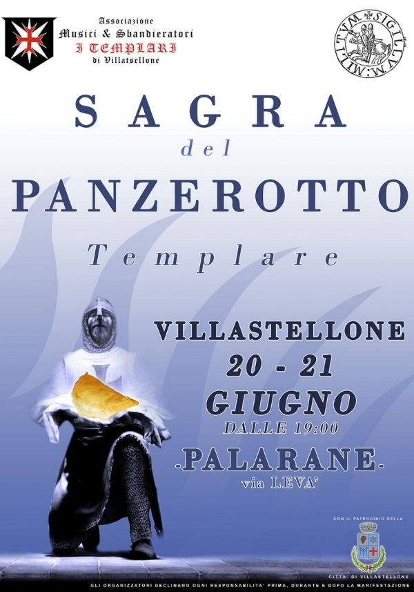 Sagra del Panzerotto Templare