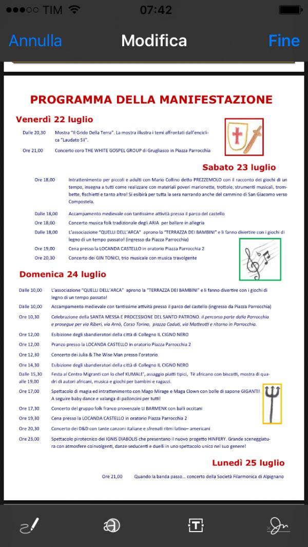 ALPIGNANO - SAN GIACOMO: XVIII PALIO DIJ COSSOT