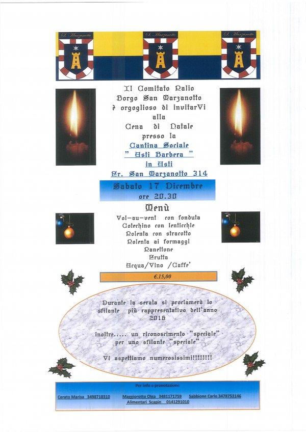 Comitato palio   San Marzanotto