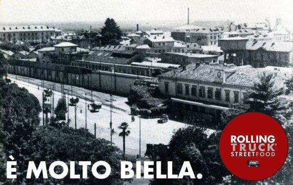 Rolling Truck Street Food - Biella