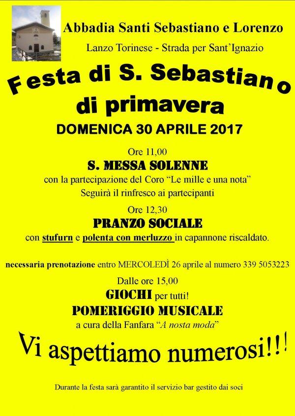 Festa di San Sebastiano di Primavera
