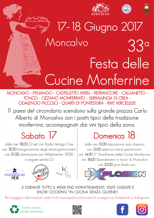 33^ Festa delle Cucine Monferrine