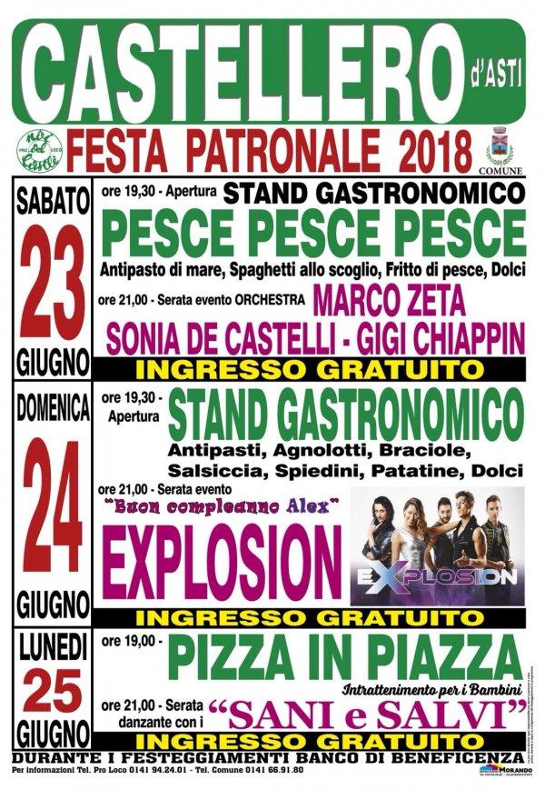 Festa Patronale di San Pietro in Vincoli