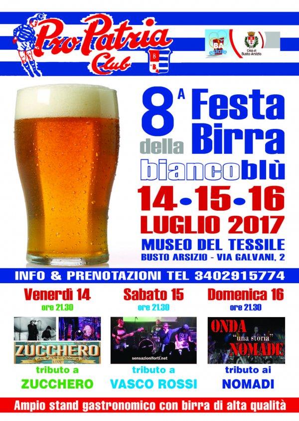 8 FESTA DELLA BIRRA BIANCOBLù
