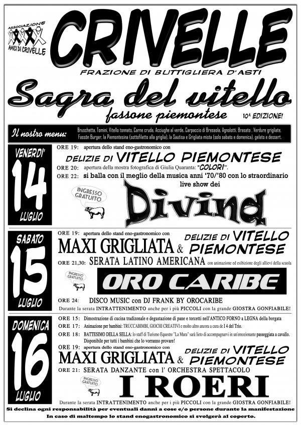 Sagra del Vitello Fassone Piemontese