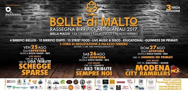 Bolle di Malto 3° Edizione