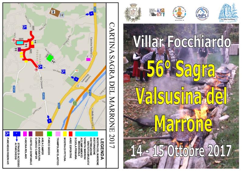56° Sagra Valsusina del Marrone