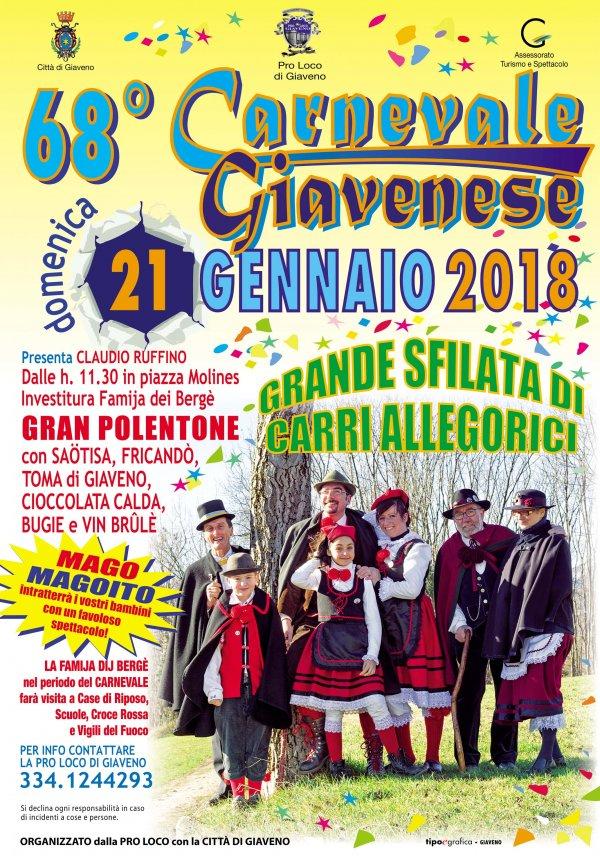 68° Carnevale giavenese