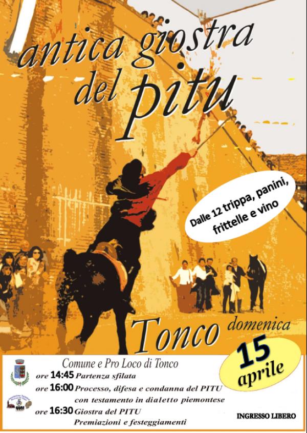 Festa del Pitu 2018 - Tonco