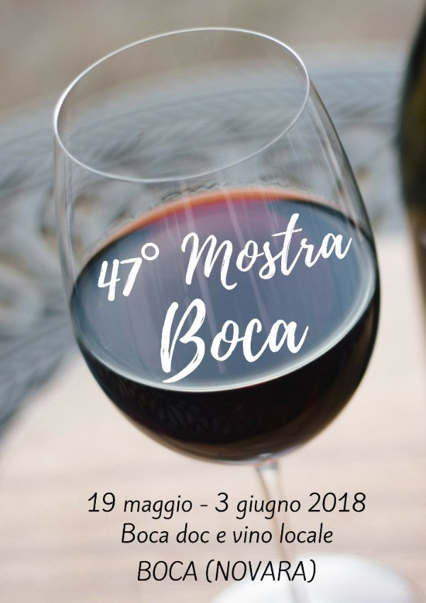 47° Mostra Mercato Boca doc e Vino Locale