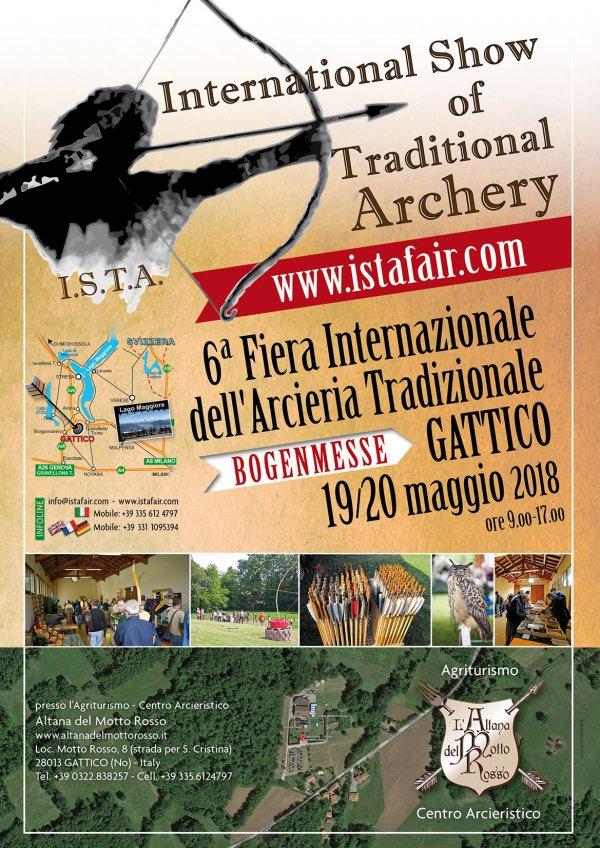 Fiera Internazionale dell Arcieria Tradizionale - ISTA Fair