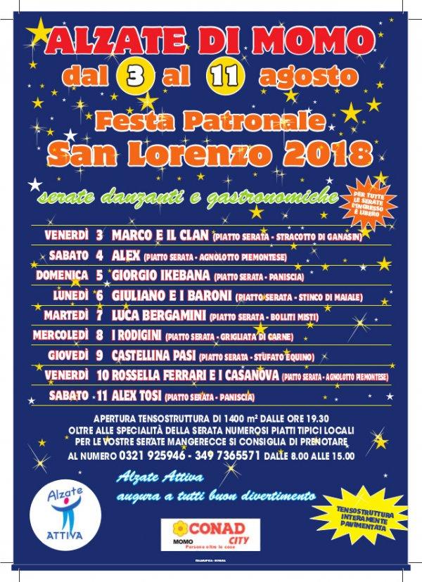 Festa Patronale San Lorenzo