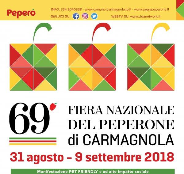 Peperò - Sagra del Peperone di Carmagnola