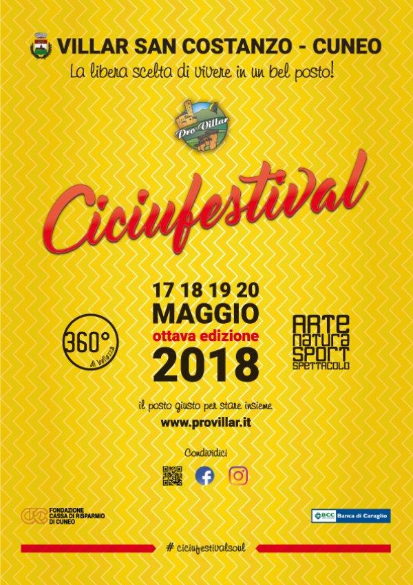 Ciciufestival 2018