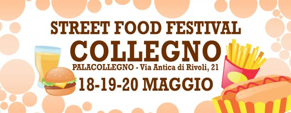 Collegno Street Food Festival