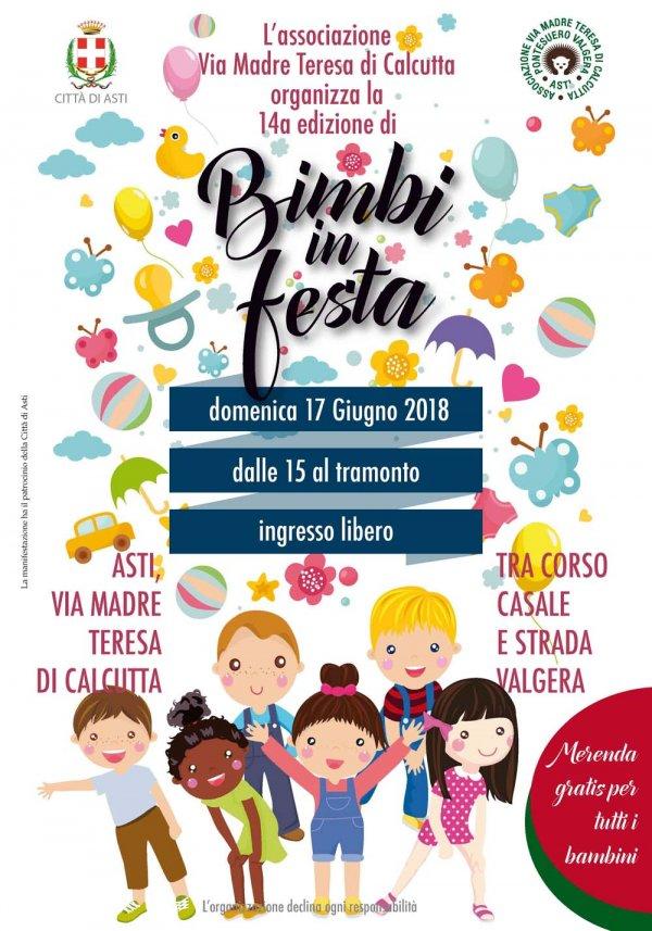 Bimbi in Festa Asti 14a edizione