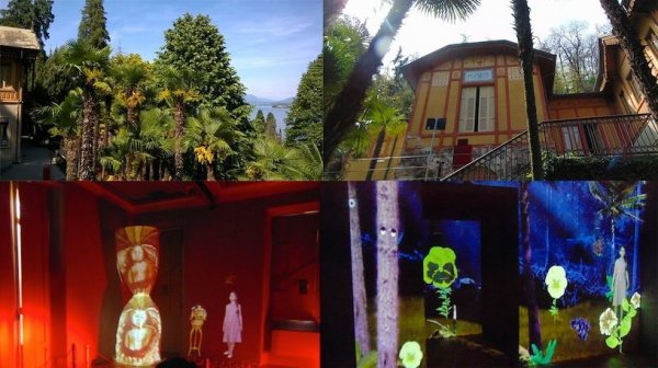 La grande fiaba multimediale sulla Natura al Museo Meina