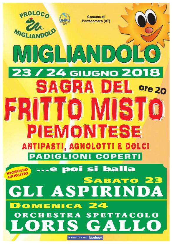 SAGRA DEL FRITTO MISTO PIEMONTESE