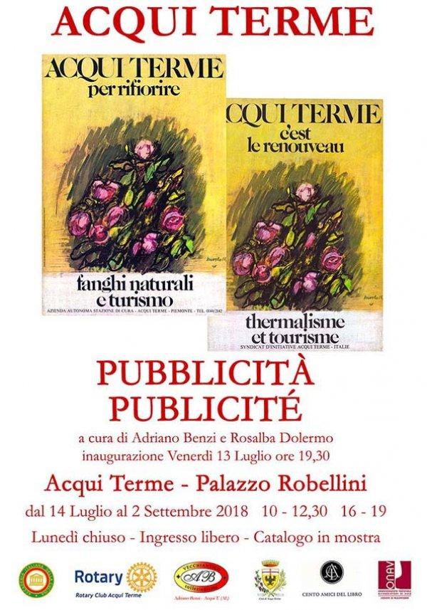 Pubblicità Publicité