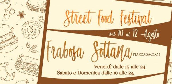 Street Food Festival a Frabosa Sottana