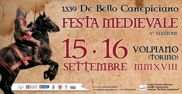 1339 De Bello Canepiciano – Festa Medievale