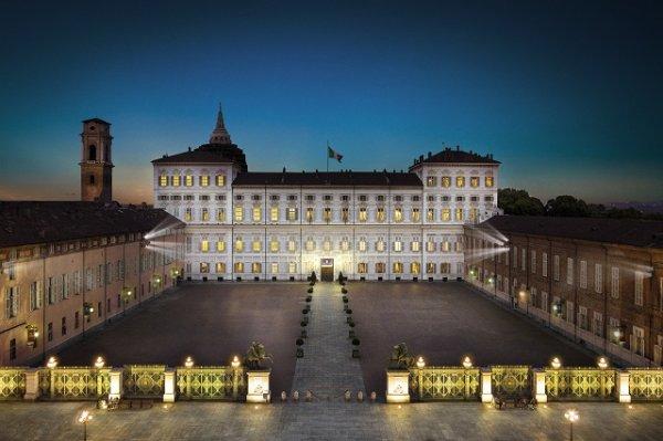 Notturno a Palazzo Reale