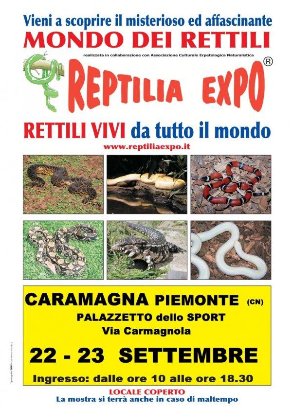 REPTILIA EXPO - L affascinante mondo dei rettili
