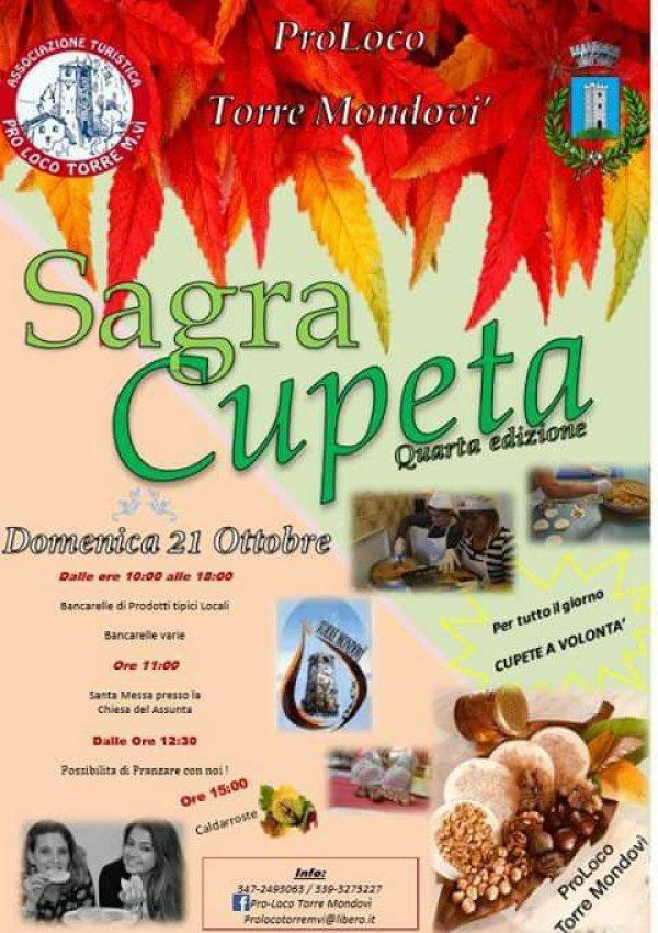Sagra della Cupeta 4° edizione