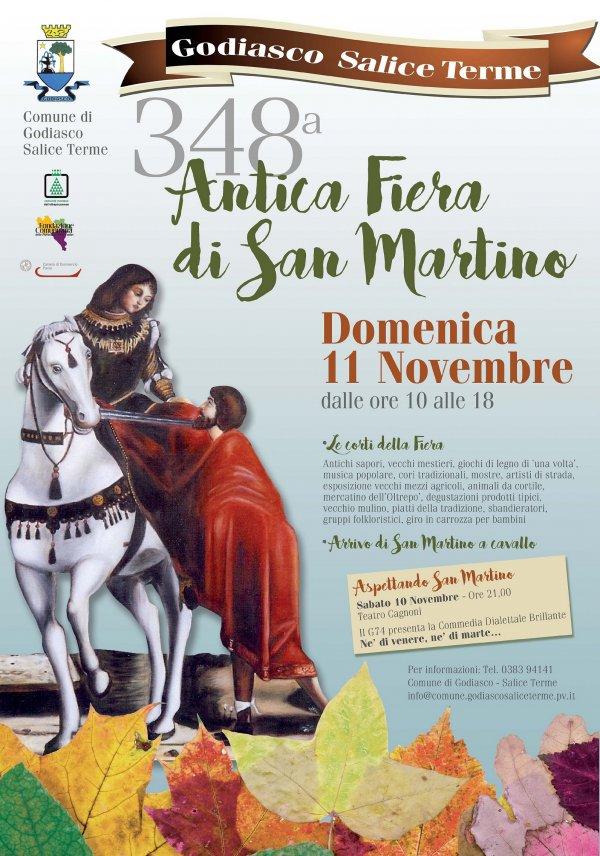 348° ANTICA FIERA DI SAN MARTINO